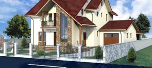 Proiect Casa Dinu- Ilfov