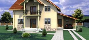 Proiect Casa Radeni-Nt